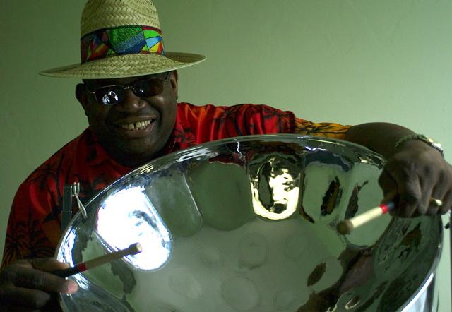 Melvin Dean - Steel Drum Player